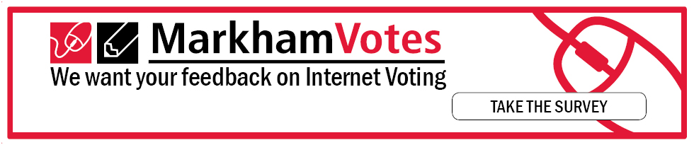 Markham Votes 2018 Internet Voting Survey